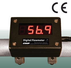 Digitale Stroommeter